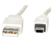 Kabl USB 2.0 Mini 5-pin 1.8m